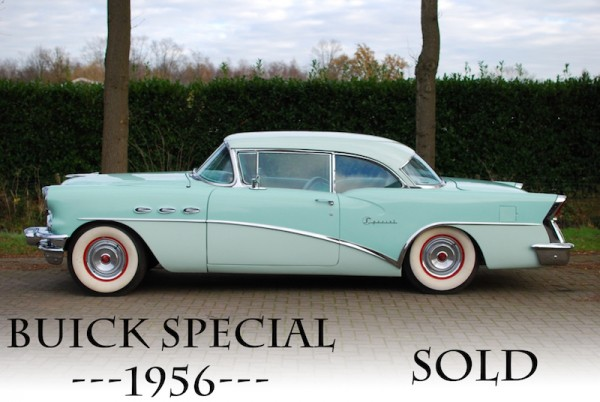 Buick Special sold