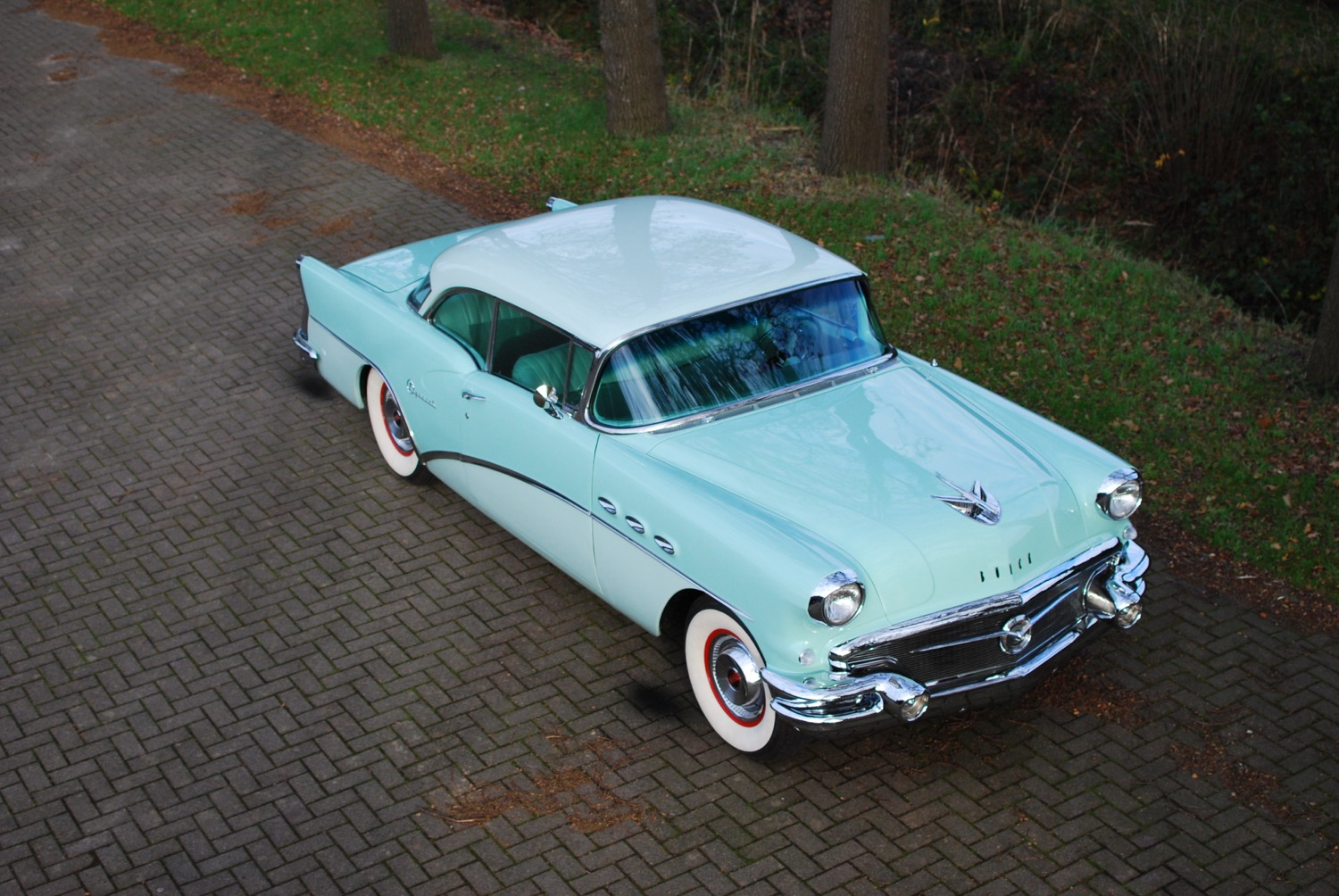 Buick Special 1956 - Bram's Classic Cars