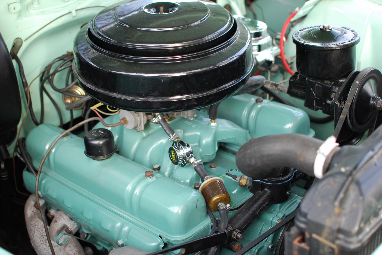 Buick Special 322 Nailhead