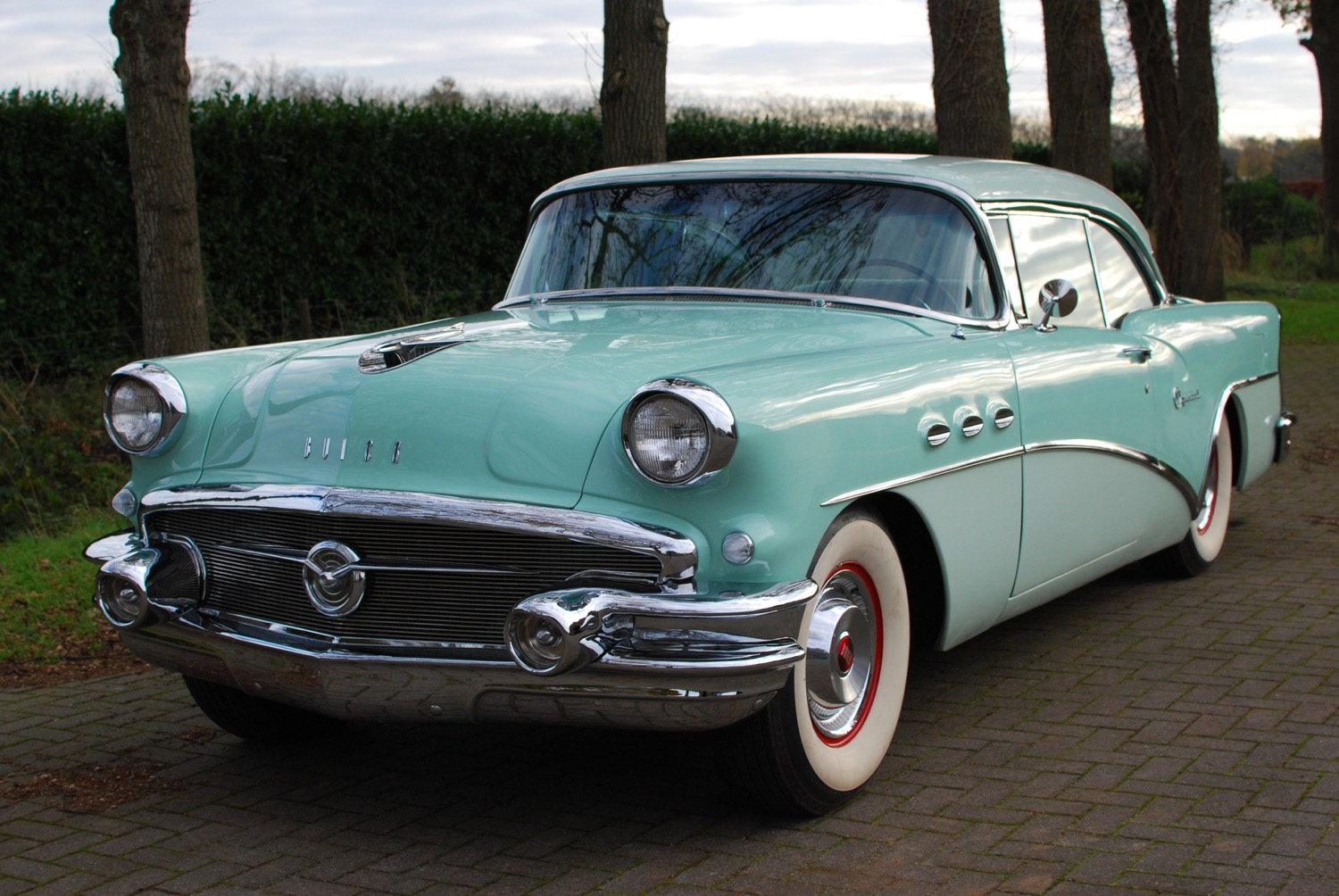 Buick Special 1956 Model 48