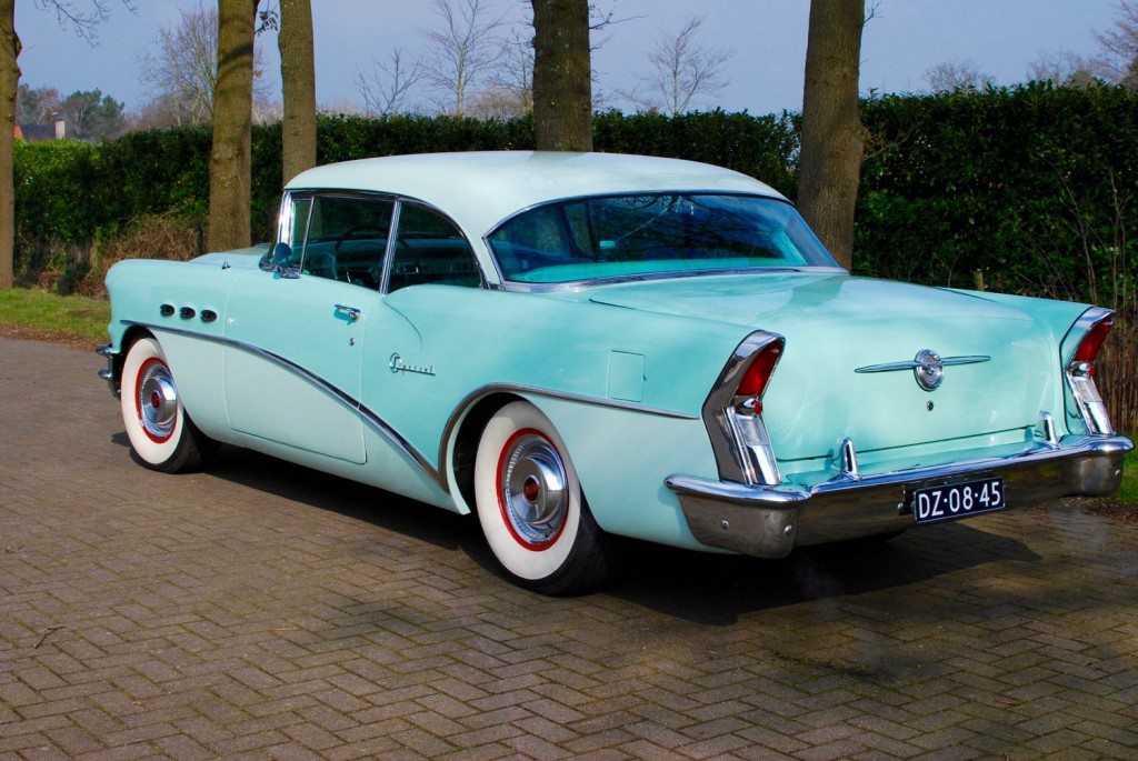 Buick Special backside