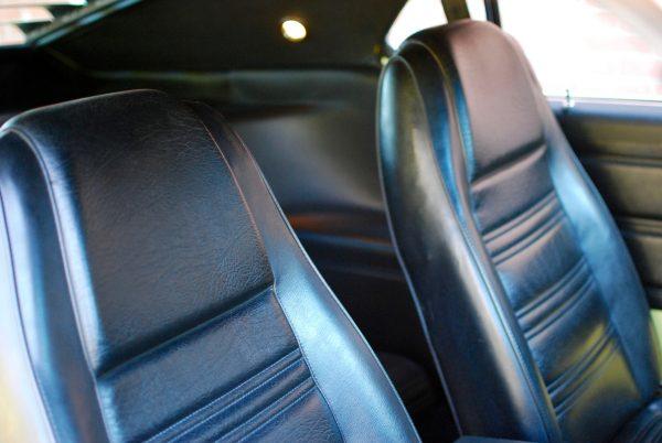 Mustang Vinyl Bucket Seats