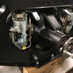 Differential assembled to IRS cage