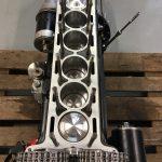 Jaguar Mk II 3.4 litre engine overhaul