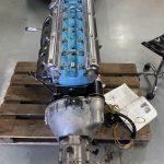 Jaguar Mk II 3.4 litre engine revision
