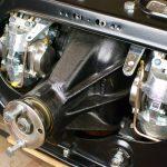 XKE Jaguar E-type rear brakes Stainless steel
